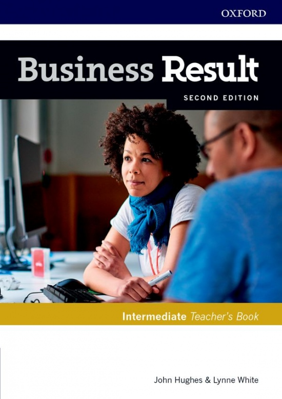 Business Result (2nd Edition) Intermediate Teacher´s Book with DVD : 9780194738910