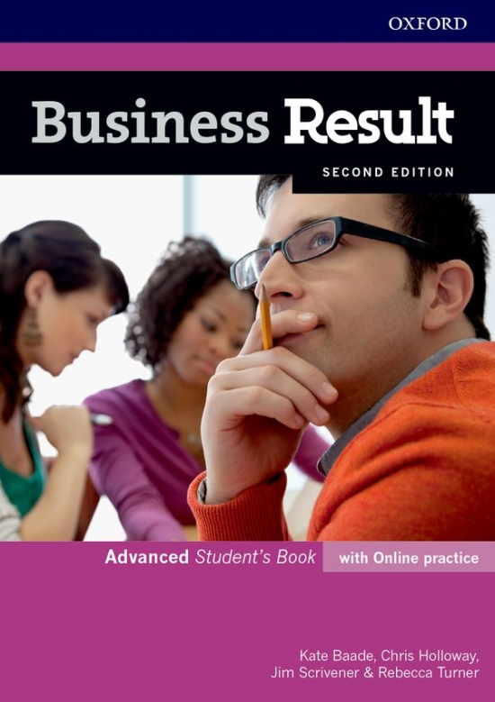Business Result (2nd Edition) Advanced Student´s Book with Online Practice