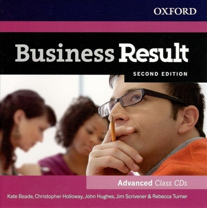 Business Result (2nd Edition) Advanced Class Audio CDs (2) : 9780194739146
