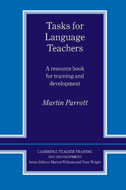 Tasks for Language Teachers PB : 9780521426664