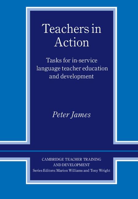 Teachers in Action PB : 9780521596893