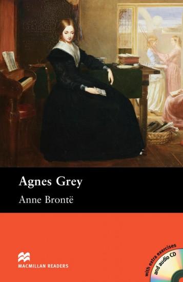 Macmillan Readers Upper-Intermediate Agnes Grey + CD