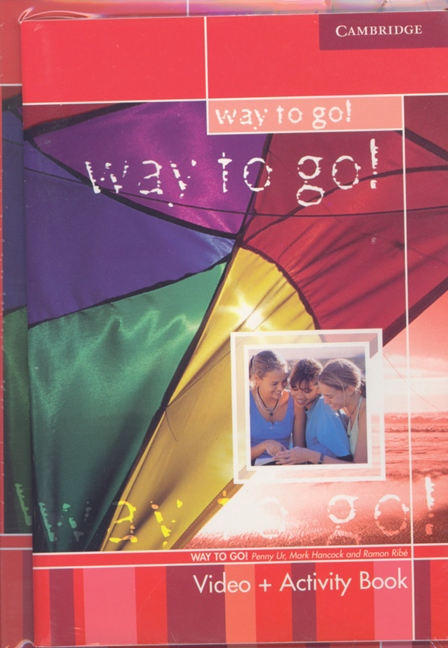 Way to Go! (DVD) and Activity Book : 9780521609517