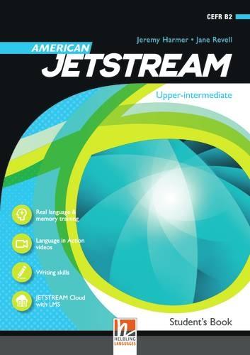 American Jetstream Upper Intermediate Student´s Book with e-zone : 9783990453711