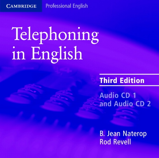 Telephoning in English Audio CDs (2)