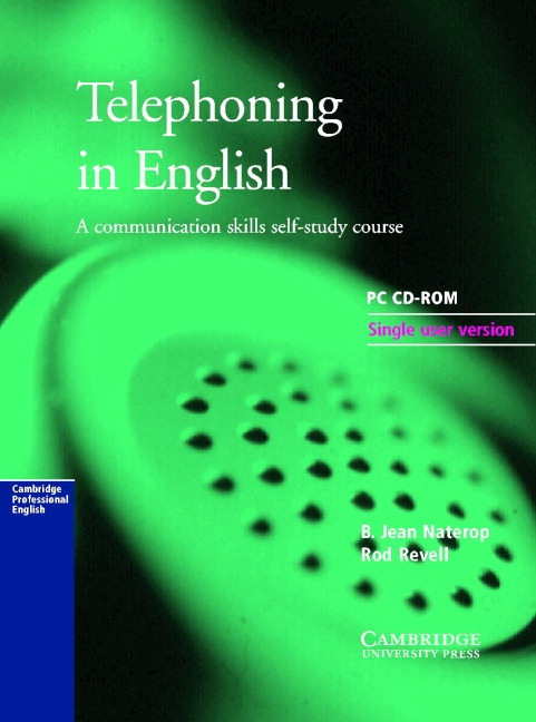 Telephoning in English CD-ROM