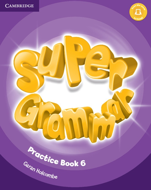 Super Minds 6 Grammar Book