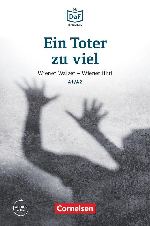 Lextra: DaF-Krimi A1-A2 Ein Toter zu viel (MP3 volně ke stažení)