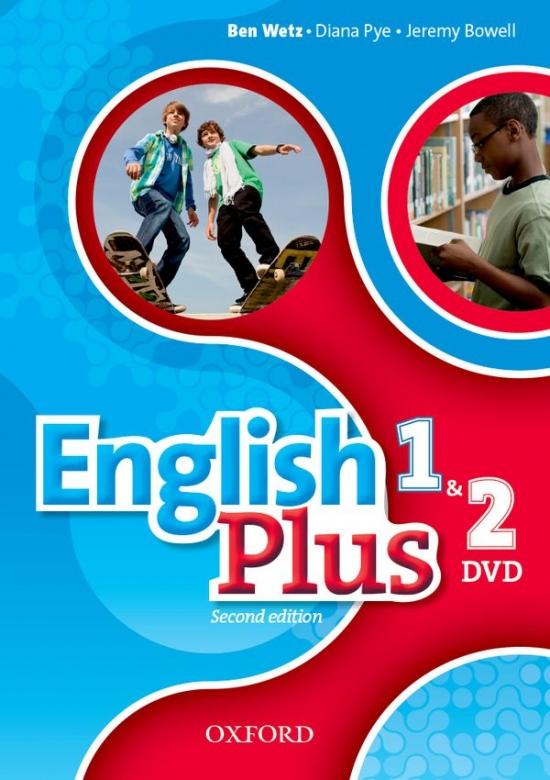 English Plus (2nd Edition) Level 1 - 2 DVD