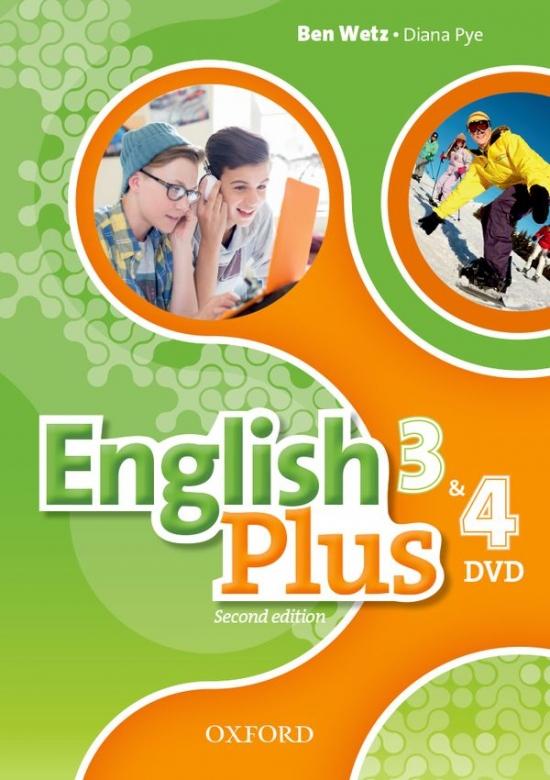 English Plus (2nd Edition) Level 3 - 4 DVD