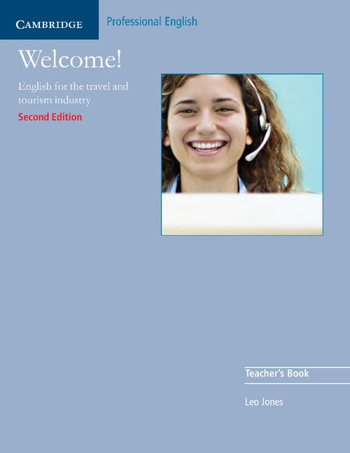 Welcome! Second Edition Intermediate Teacher´s Book : 9780521606608