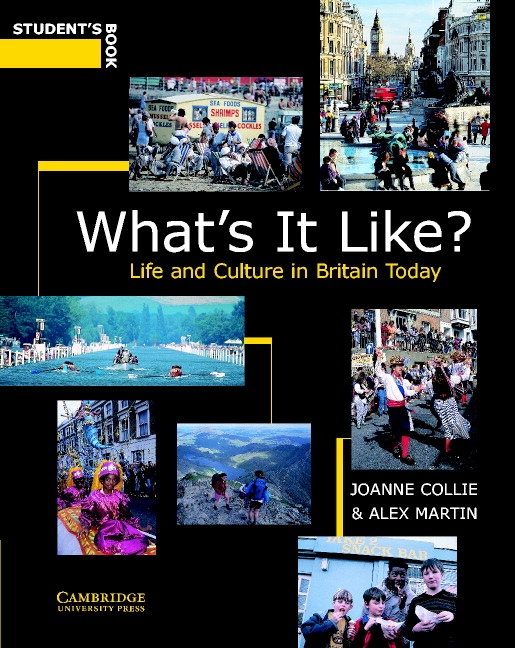 What´s It Like? Student´s Book : 9780521586627
