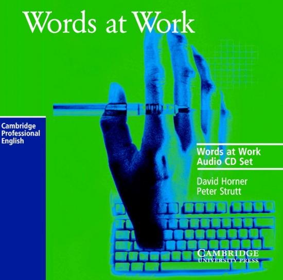 Words at Work Audio CDs (2)