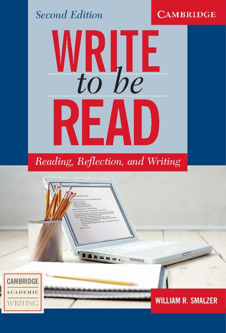 Write to Be Read Second Edition PB : 9780521547468