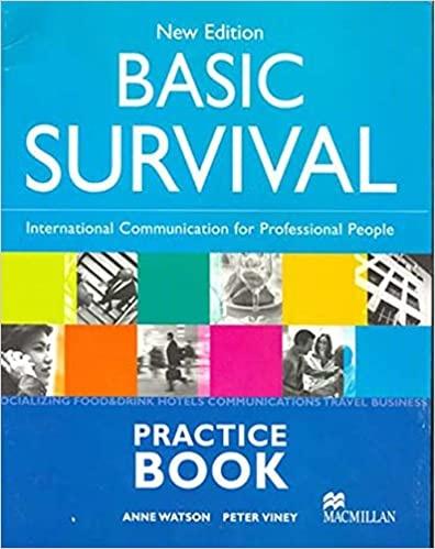 Basic Survival Practice Book