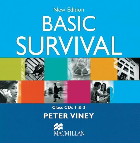 Basic Survival Class Audio CD : 9781405003971