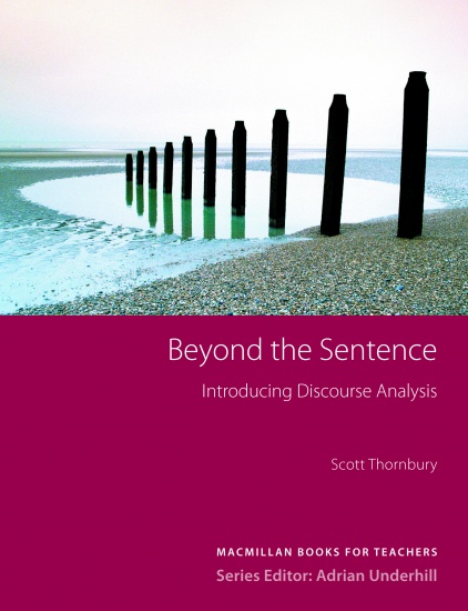 Beyond the Sentence New TDS : 9781405064071