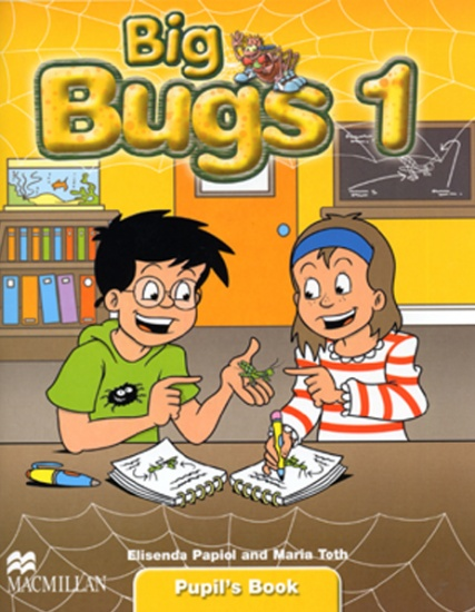 Big Bugs 1 Pupil´s Book