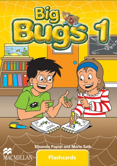 Big Bugs 1 Flashcards