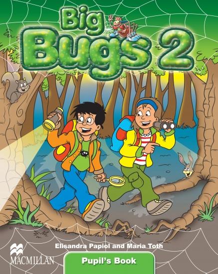 Big Bugs 2 Pupil´s Book