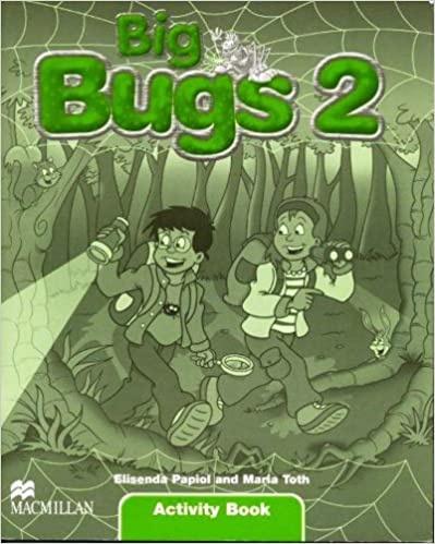 Big Bugs 2 Activity Book