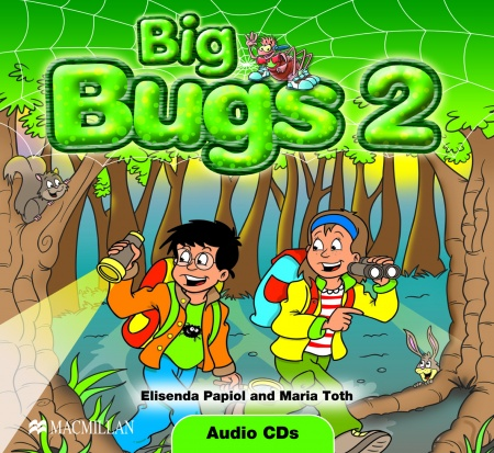 Big Bugs 2 A-CD