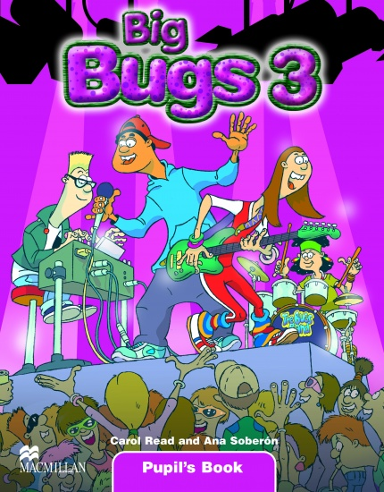 Big Bugs 3 Pupil´s Book