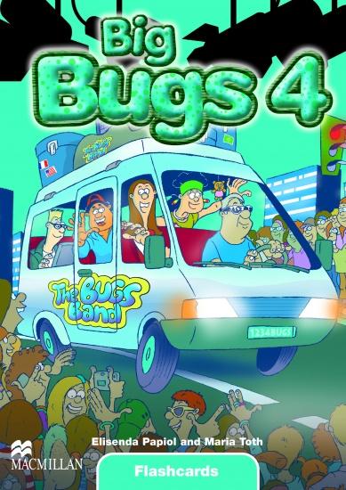 Big Bugs 4 Flashcards