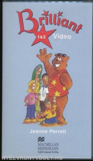 Brilliant Levels 1&2 Video VHS PAL
