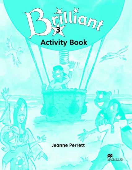 Brilliant Level 3 Activity Book