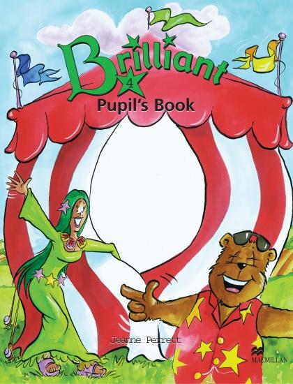 Brilliant Level 4 Pupil´s Book
