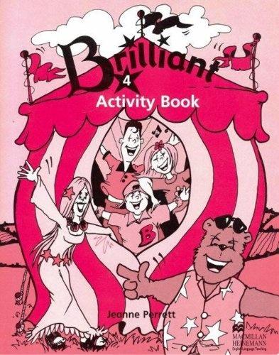 Brilliant Level 4 Activity Book : 9780333937853