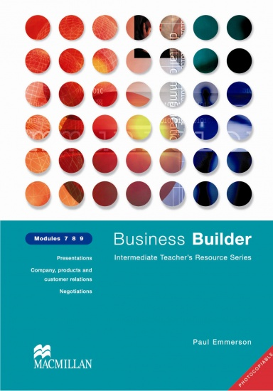 Business Builder Photocopiable TR Lvls 7-9