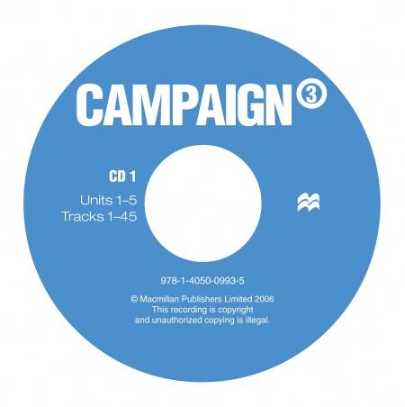 Campaign Level 3 A-CDs : 9781405009935
