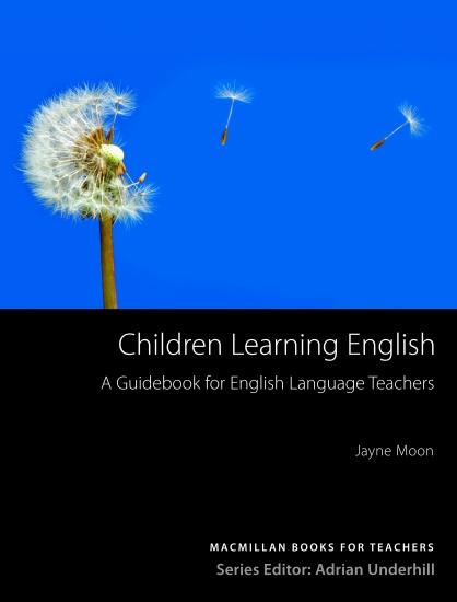 Children Learning English : 9781405080026