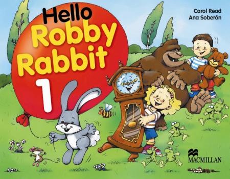 Hello Robby Rabbit 1 Pupil´s Book
