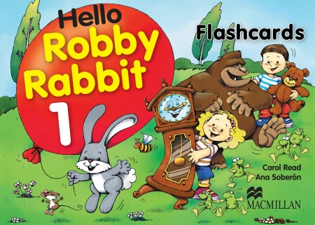 Hello Robby Rabbit 1 Flashcards