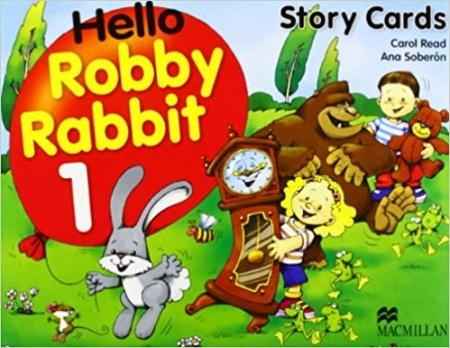 Hello Robby Rabbit 1 Storycards