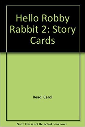 Hello Robby Rabbit 2 Storycards