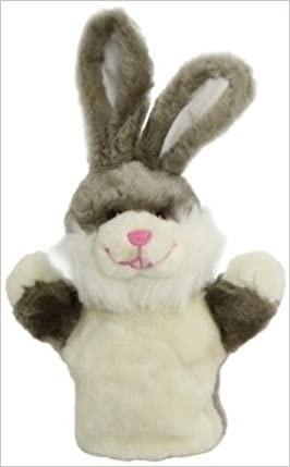 Hello Robby Rabbit Puppet