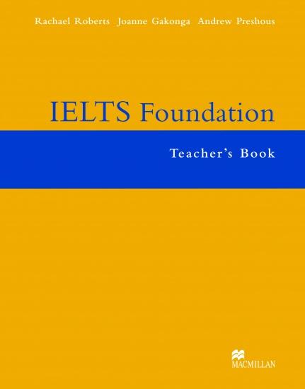 IELTS Foundation Teacher´s Book