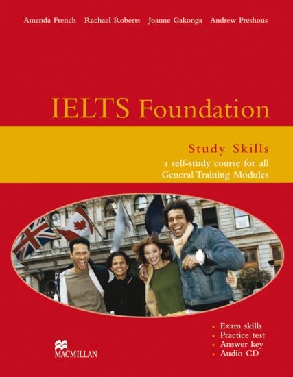 IELTS Foundation Study Skills (General Module) + CD