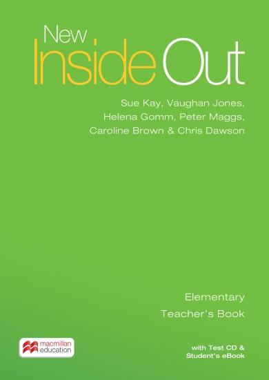 New Inside Out Elementary Teacher´s book + eBook