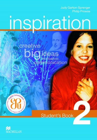 Inspiration 2 Student´s Book