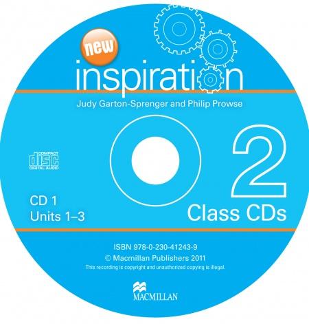 Inspiration 2 Audio CD (3)