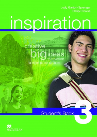 Inspiration 3 Student´s Book