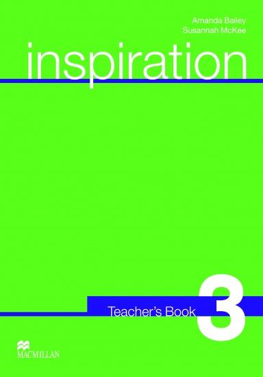 Inspiration 3 Teacher´s Guide