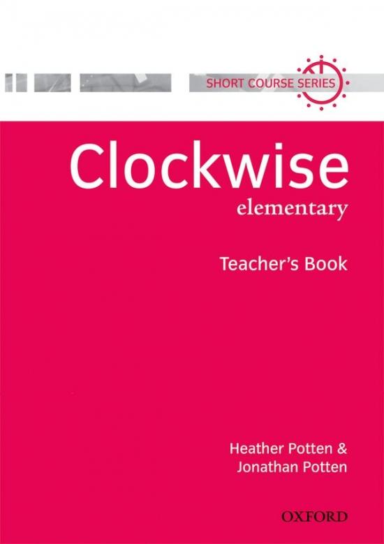 Clockwise Elementary - Teacher´s Book