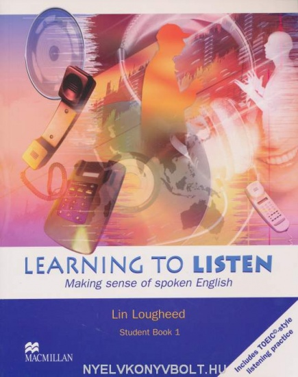 Learning to Listen Level 1 Student´s Book : 9780333988855