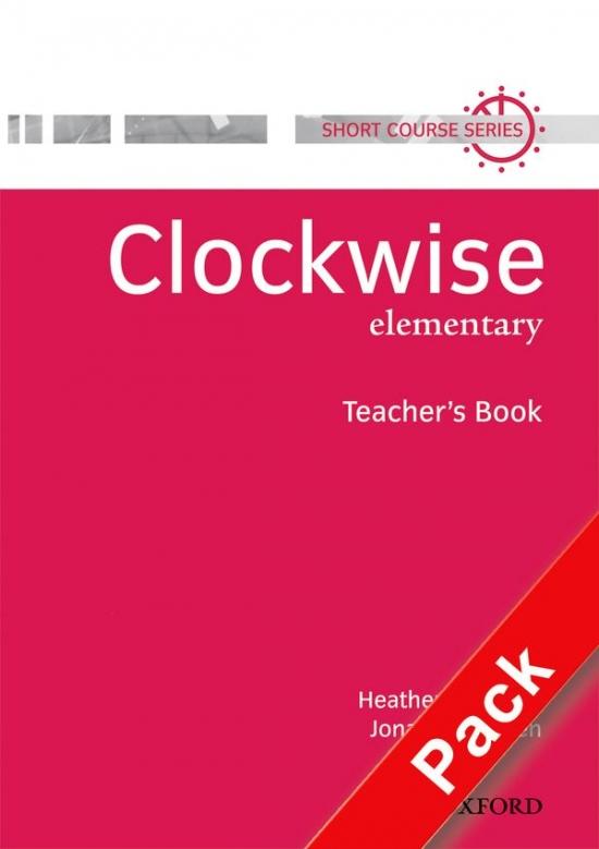 Clockwise Elementary - Teacher´s Resource Pack